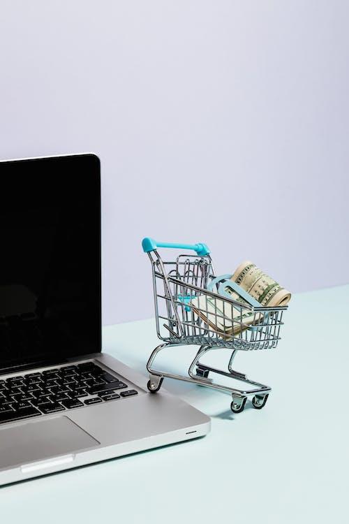 Immagine gratuita di acquistare, acquisti online, acquisto