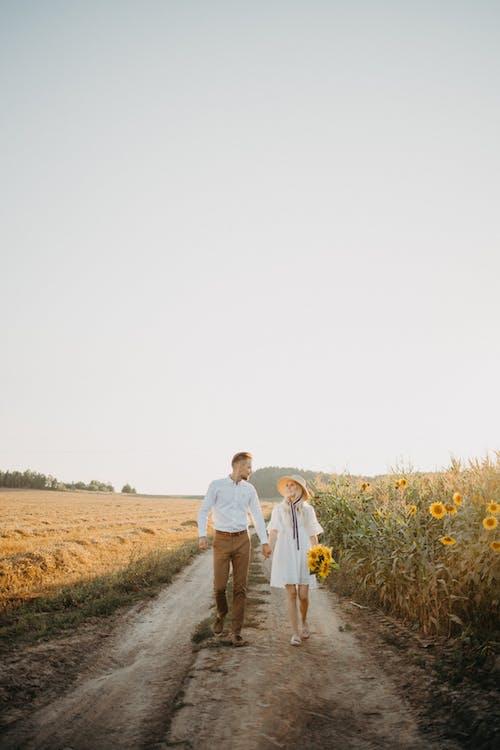 Foto stok gratis 4k, agrikultura, Aku cinta kamu, aku cinta padamu