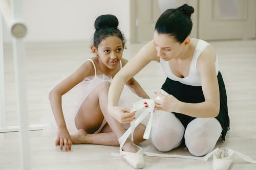 Gratis stockfoto met actief, ballerina, ballet, balletdanseres