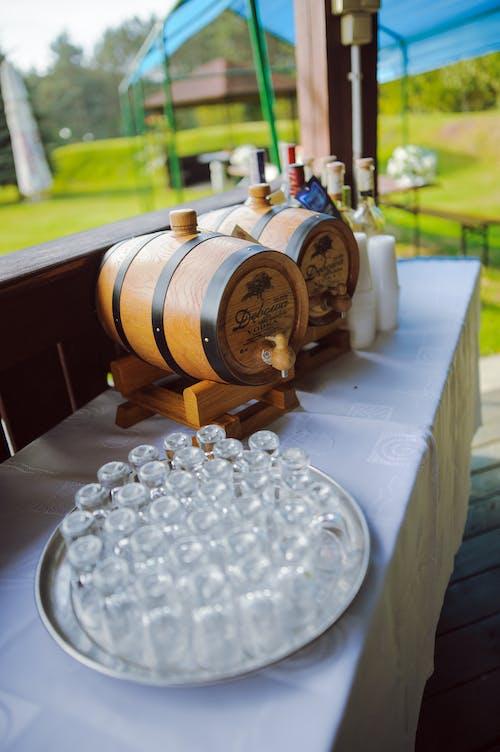 Gratis stockfoto met alcohol, aperitief, balk, banket