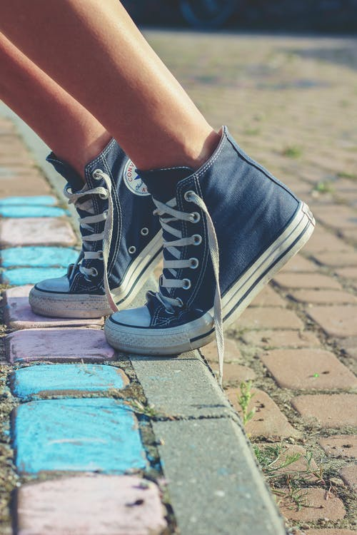 converse, scarpe da ginnastica, sneaker