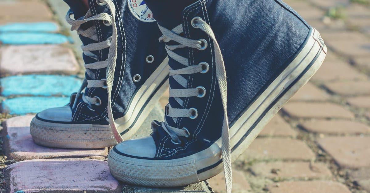Converse Sneakers Ii 183 Free Stock Photo