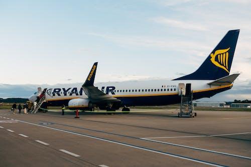 Fotos de stock gratuitas de 737, aerobús, aerolínea