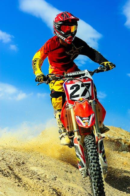 Dirt Bike Images >> Photo of Person Riding Motocross Dirt Bike · Free Stock Photo