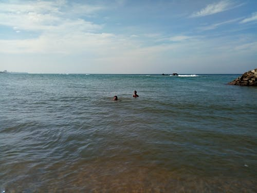 Kostnadsfri bild av på stranden