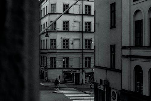 Foto profissional grátis de andando, calçada, calçamento