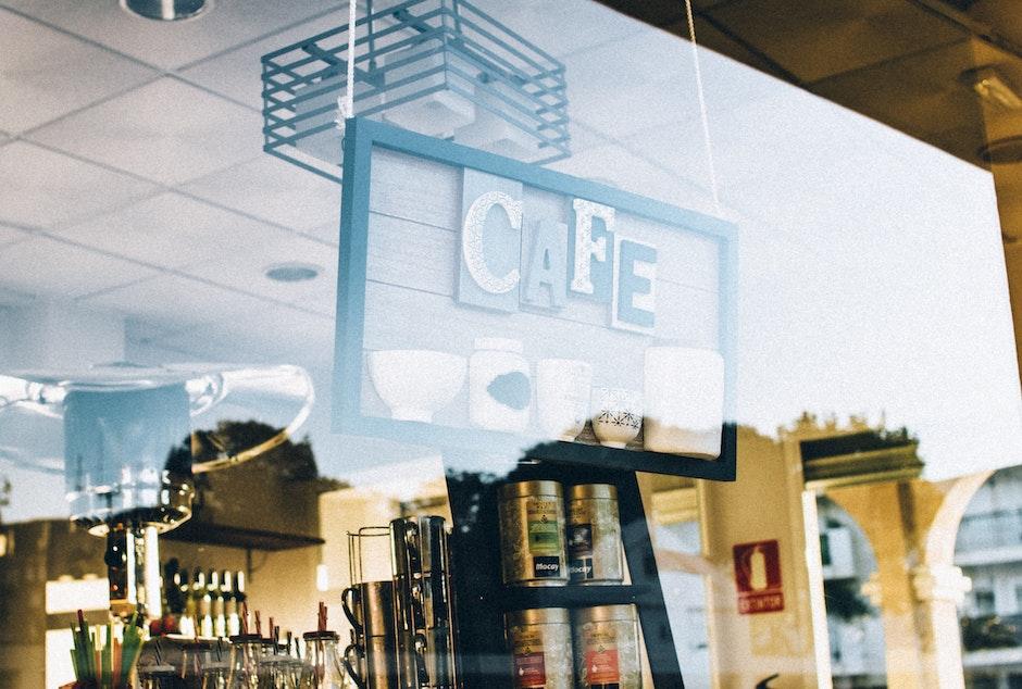 business, café, coffee shop