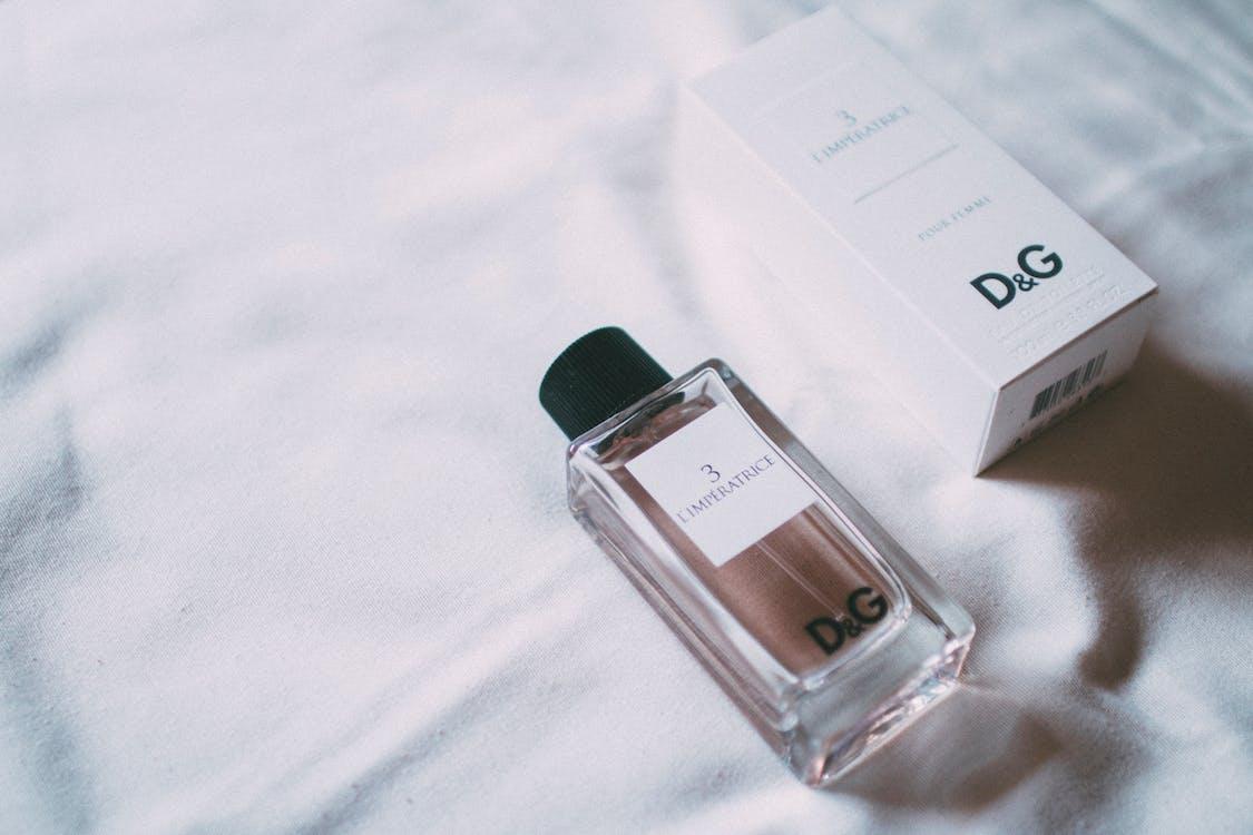 Close-Up Photo of Perfume Bottle