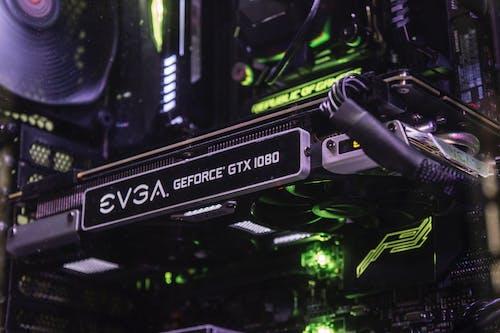 Ingyenes stockfotó 8gb, evga, gtx 1080, nvidia témában