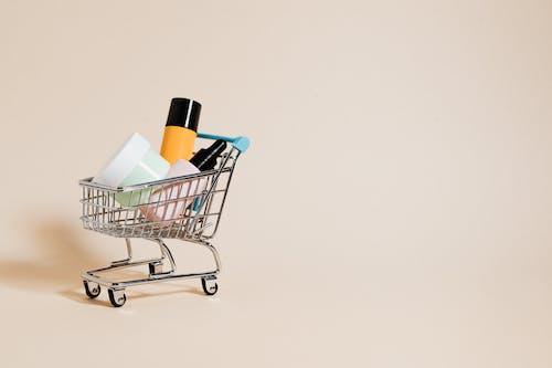 Shopping Cart Full of Goodies