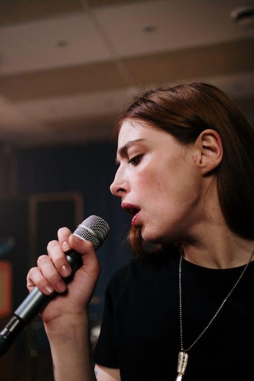 가수, 경치, 공연의 무료 스톡 사진