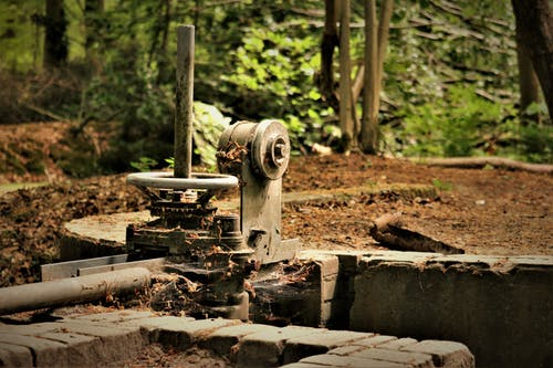 Free stock photo of forest, gears, industrial
