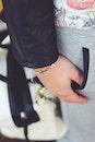 hand, cross, style