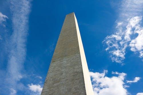 Gratis arkivbilde med arkitektur, blå himmel, by