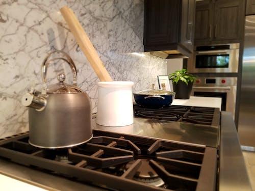 Free stock photo of gas stove, kitchen, stoves