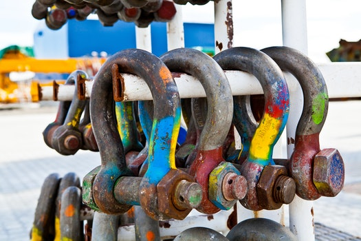 Free stock photo of dirty, colorful, colourful, iron