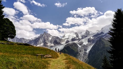 Free stock photo of alps, landscape, mountains