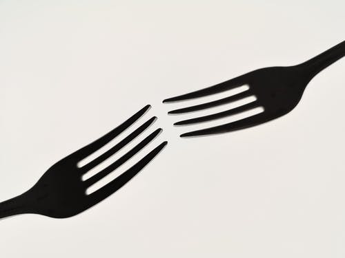 Free stock photo of forks