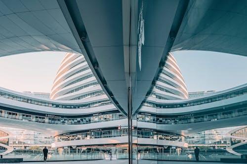 Бесплатное стоковое фото с архитектура, Аэропорт, бизнес, вода