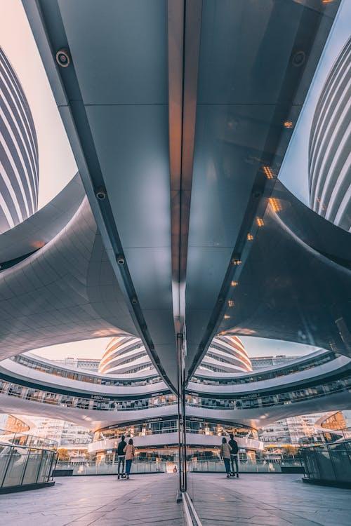 交通系統, 光, 光線, 商業 的 免費圖庫相片