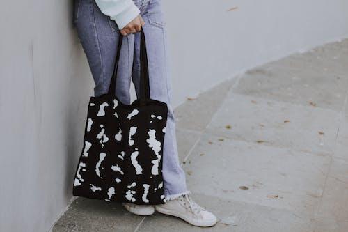 photoshot, 가방, 거리, 겨울의 무료 스톡 사진