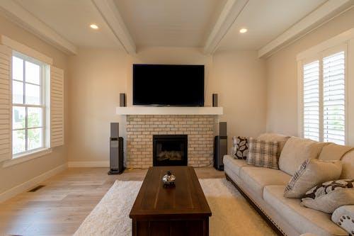 Inside of a Living Room