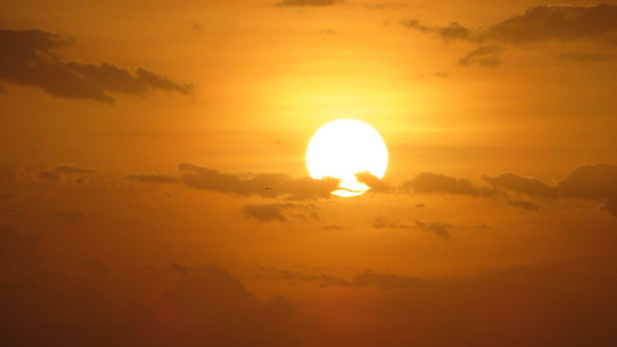Free stock photo of bright, glow, sun