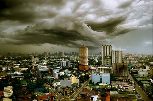 Fotos de stock gratuitas de rolling clouds