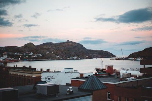 Ingyenes stockfotó építészet, hajnal, hajó, hajóm csónak témában