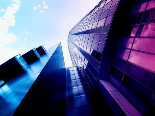 ガラスアイテム, ガラスパネル, ガラス窓, コンテンポラリーの無料の写真素材