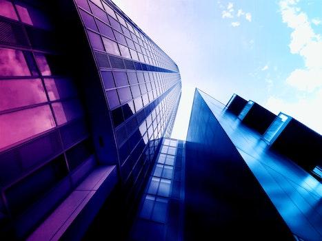 Free stock photo of sky, building, architecture, skyscraper