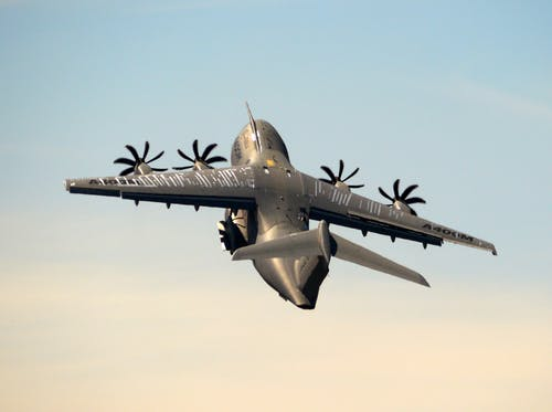 Free stock photo of a400, a400 atlas, a400m grizzly