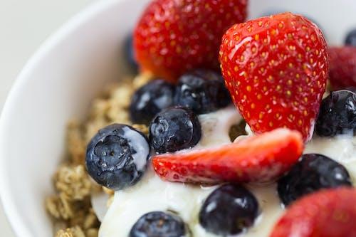beslenme, çalı meyveleri, çalı meyvesi, çanak içeren Ücretsiz stok fotoğraf