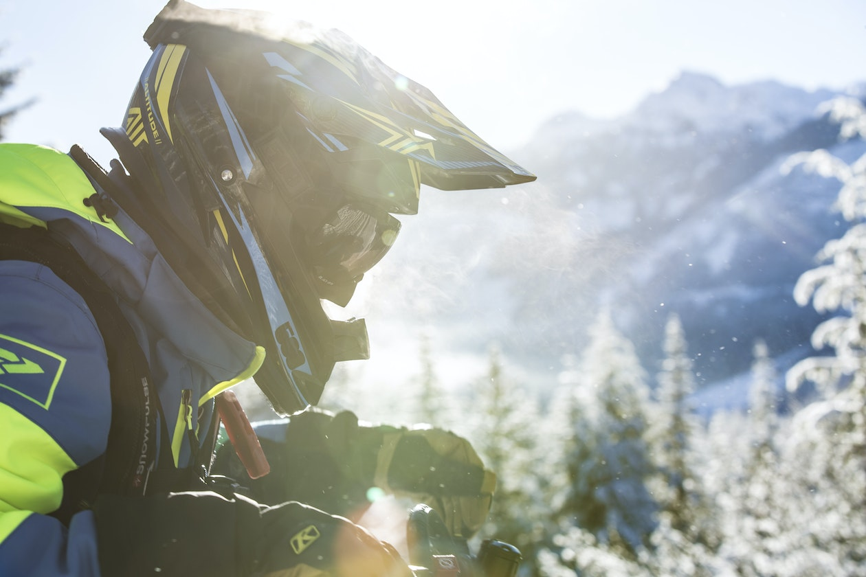 Explore the Outdoors with a Snowmobile Rental