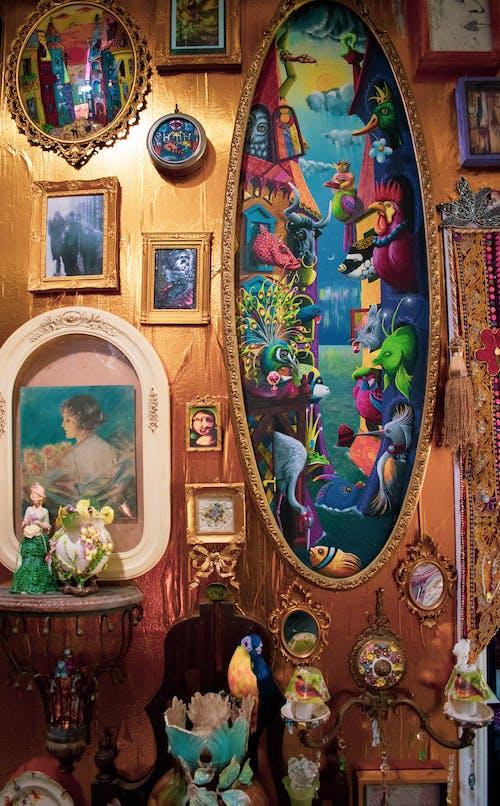 คลังภาพถ่ายฟรี ของ การทาสี, การระบายสี, การวาดภาพ, ครัว