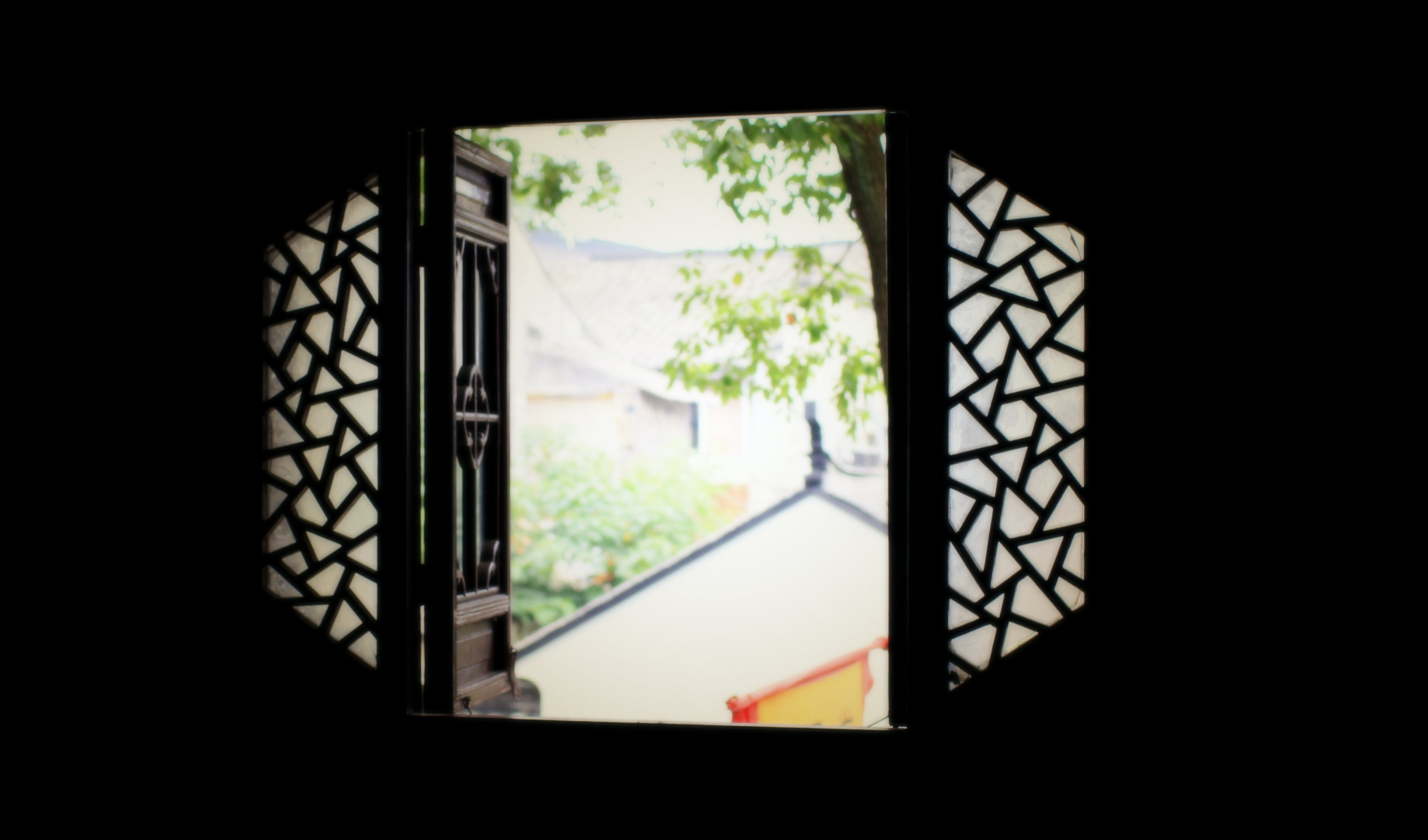 Free stock photo of chinese architecture, church window, window