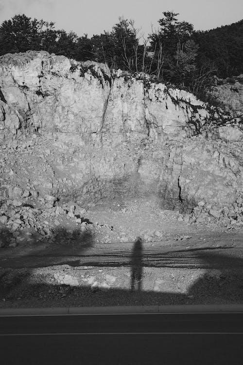 Gratis arkivbilde med ås, asfalt, bakke