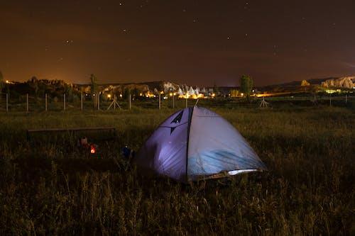 Δωρεάν στοκ φωτογραφιών με cappadocia, Εξωτερικός χώρος, κάμπινγκ, Νύχτα