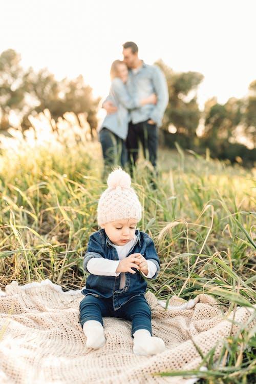 Kostenloses Stock Foto zu draußen, entspannung, familie