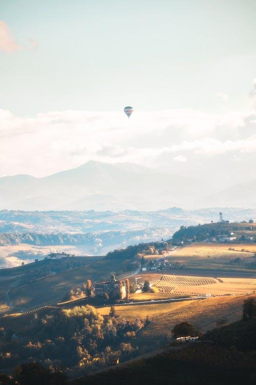Foto d'estoc gratuïta de a l'aire lliure, a pagès, aeri