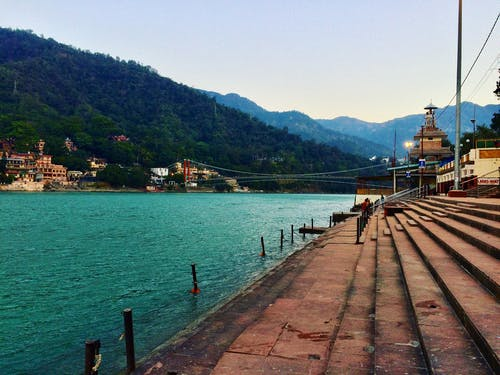 Free stock photo of colors in india, Ganga, Gangariver, rishikesh