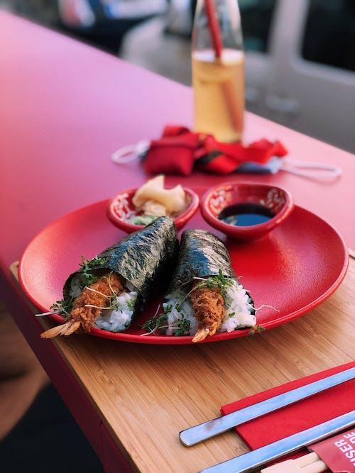 Comida, rollitos, Vietnam
