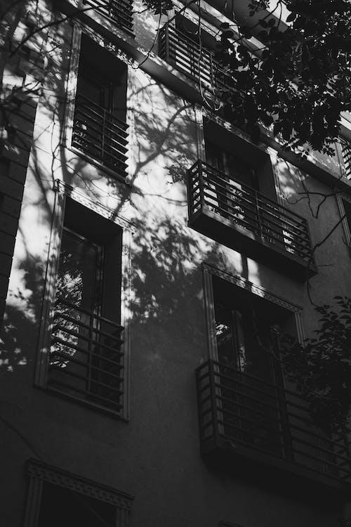 Immagine gratuita di abbandonato, architettura, articoli di vetro, casa