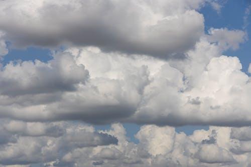 Kostenloses Stock Foto zu atmosphäre, bewölkt, flaumig