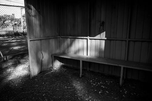 Kostnadsfri bild av bänk, gammal, skjul