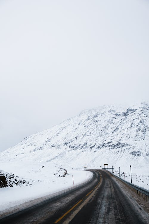 Fotos de stock gratuitas de autopista, calzada, camino rural