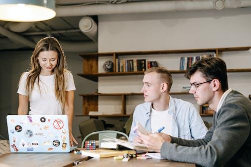 僱員, 办公室工作, 合作 的 免费素材图片