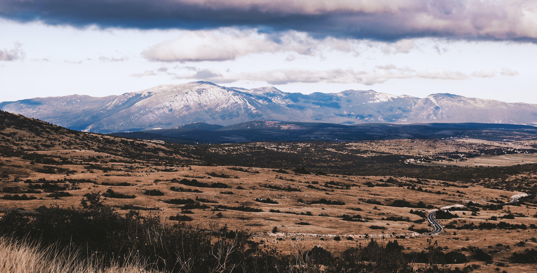 Ảnh lưu trữ miễn phí về bầu trời, cằn cỗi, danh lam thắng cảnh, dãy núi