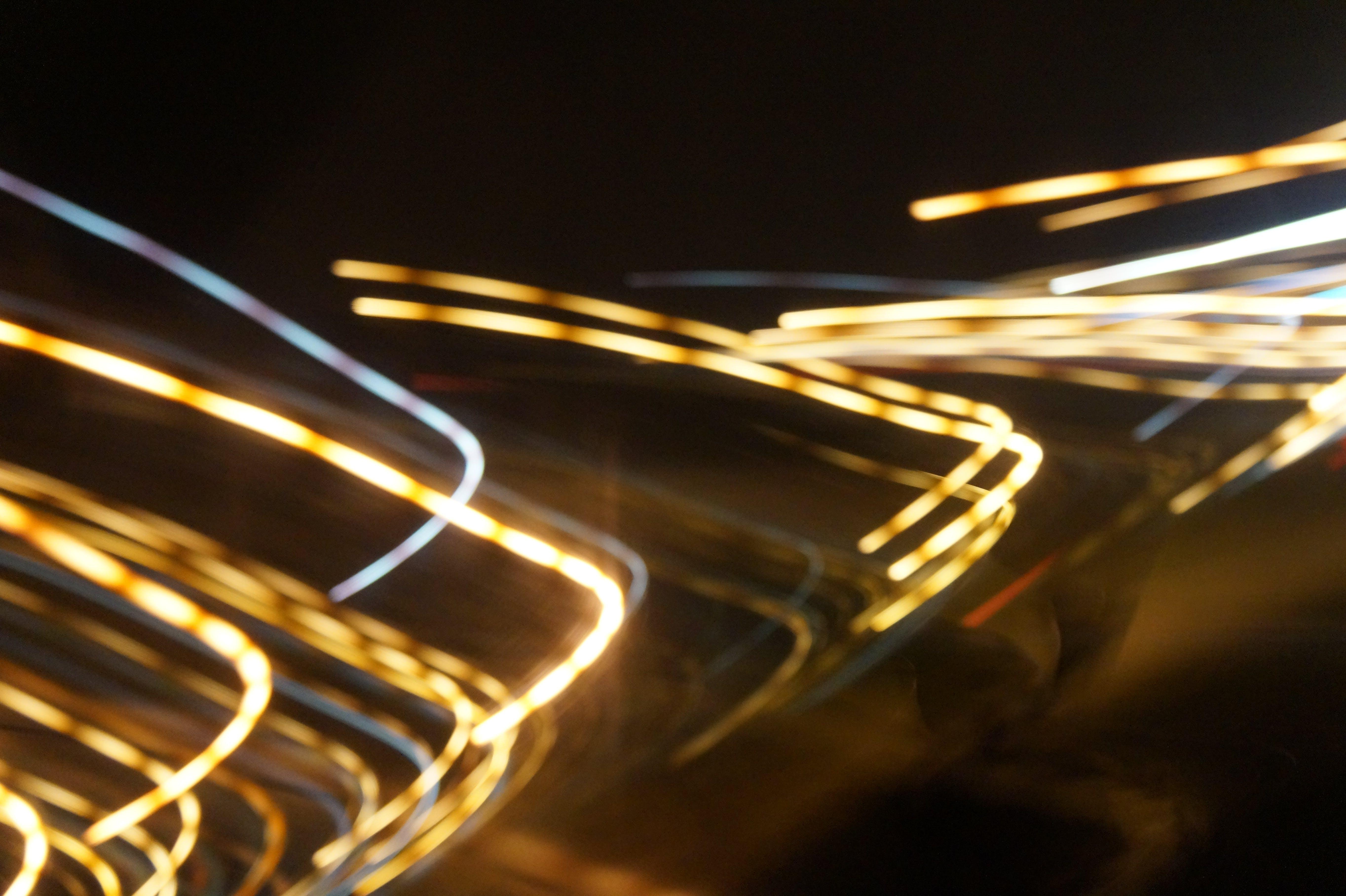 Free stock photo of citylights