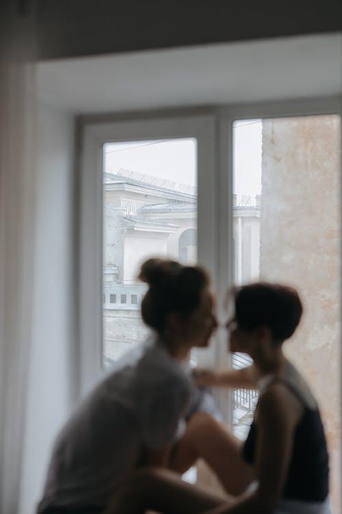 Fotobanka sbezplatnými fotkami na tému bočný pohľad, byť spolu, denné svetlo, dieťa